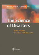 The Science of Disasters