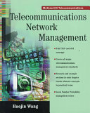 Telecommunications Network Management