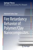Fire Retardancy Behavior of Polymer Clay Nanocomposites