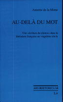 Au-delà du mot [Pdf/ePub] eBook
