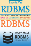 Hands On Relational Database Management System RDBMS 1000  MCQ
