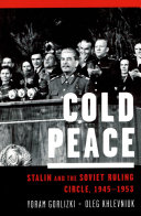 Cold Peace Pdf/ePub eBook