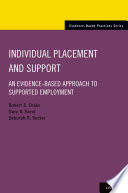 Individual Placement and Support