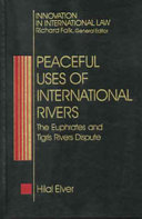 Peaceful Uses of International Rivers Book