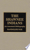 The Shawnee Indians