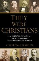They Were Christians Pdf/ePub eBook