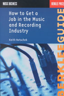 How to Get a Job in the Music and Recording Industry
