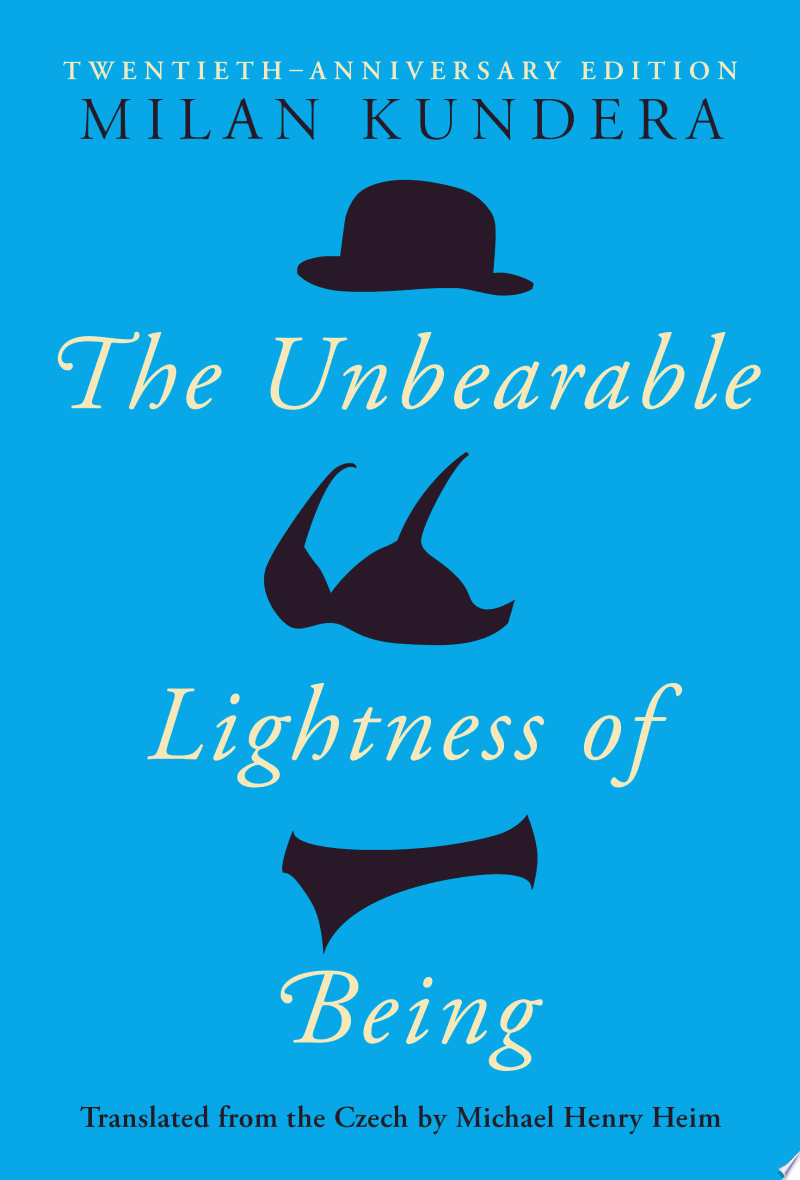 The Unbearable Lightness of Being image