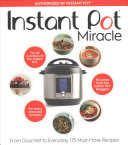 Instant Pot Miracle Book PDF