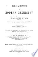 Elements of Modern Chemistry Book