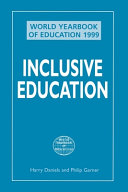 World Yearbook Of Education 1999