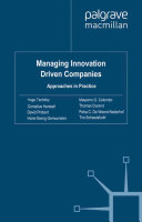 Managing Innovation Driven Companies