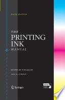 The Printing Ink Manual