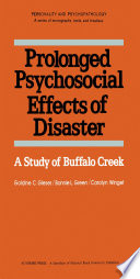 Prolonged Psychosocial Effects Of Disaster PDF
