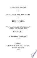 A practical treatise on congestion and inactivity of the liver