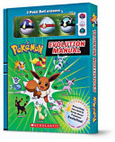 Pokemon  Evolution Manual  Battle Box with Erasers