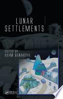 Lunar Settlements Book