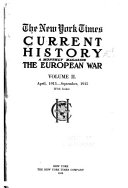 Current History and Forum