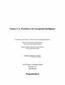 Future U S  Workforce for Geospatial Intelligence