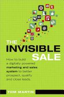 The Invisible Sale