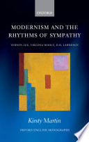 Modernism and the Rhythms of Sympathy