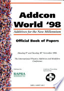 Addcon 98 Book PDF