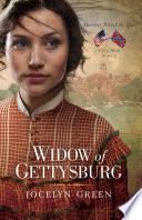 Widow of Gettysburg Book