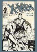 Jim Lee s X Men Artist s Edition