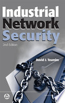 Industrial Network Security Book PDF