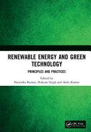 Renewable Energy and Green Technology
