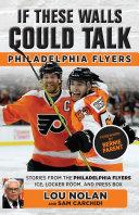 If These Walls Could Talk: Philadelphia Flyers Pdf/ePub eBook
