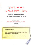 Songs of the Great Dominion