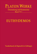 Cover image of Euthydemos