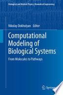 Computational Modeling Of Biological Systems Book PDF