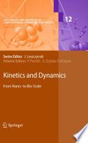 Kinetics And Dynamics