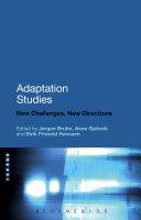 Adaptation Studies