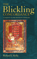 The Blickling Concordance