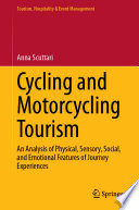 Cycling and Motorcycling Tourism