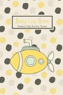 Baby Log Book Newborn Daily Routine Tracker