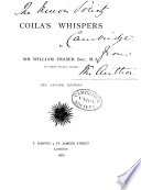 Coila S Whispers Second Edition
