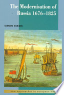 The Modernisation Of Russia 1676 1825