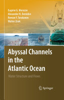 Abyssal Channels in the Atlantic Ocean