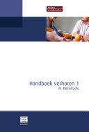 Handboek Verhoren 1