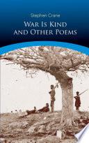 Stephen Crane Books, Stephen Crane poetry book