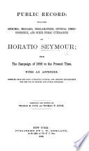 Public Record Book