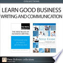 Learn Good Business Writing and Communication  Collection  Book