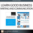 Learn Good Business Writing and Communication (Collection)