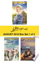 Harlequin Love Inspired August 2016   Box Set 1 of 2