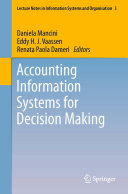 Accounting Information Systems for Decision Making
