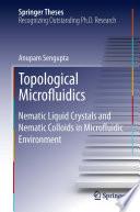 Topological Microfluidics Book